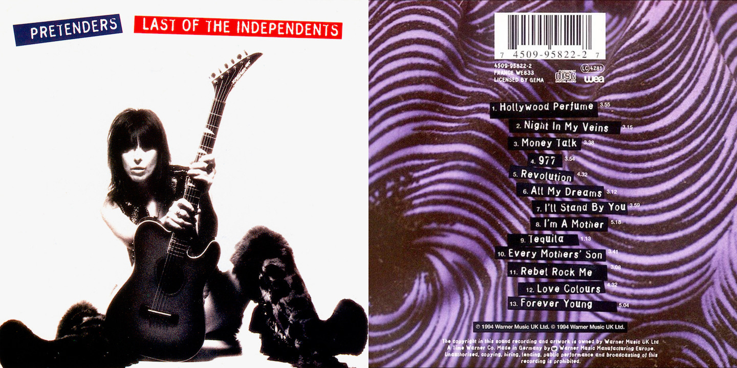 Pretenders / Last Of The Independents